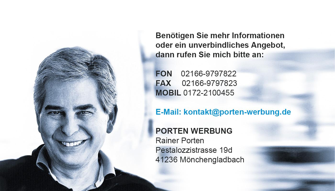 Rainer Porten Kontakt
